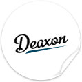 A great web designer: Deaxon, Brussels, Belgium logo