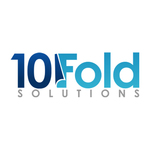 A great web designer: 10fold Solutions, Minneapolis, MN logo