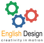 A great web designer: English Design Studio, Raleigh, NC logo