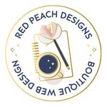 A great web designer: Red Peach Designs, Los Angeles, CA