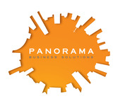 A great web designer: Panorama Business Solutions, Phoenix, AZ logo