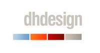 A great web designer: DHDesign, Prague, Czech Republic logo