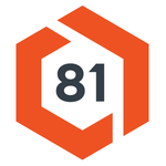 A great web designer: Block 81, Portland, OR logo