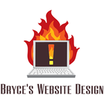 A great web designer: Bryce's Website Design, Garden Grove, CA logo
