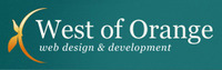 A great web designer: West of Orange Web Design, New York, NY logo