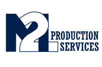 A great web designer: M2 Production Services, LLC, Orlando, FL logo