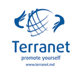 A great web designer: Terranet, Chisinau, Moldova logo