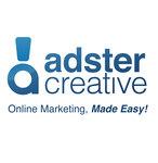 A great web designer: Adster Creative, Edmonton, Canada
