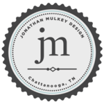 A great web designer: Mulkey Design, Chattanooga, TN logo