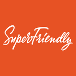 A great web designer: SuperFriendly, Philadelphia, PA logo
