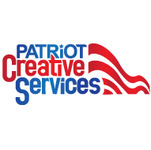 A great web designer: Patriot Creative Services, Los Angeles, CA logo