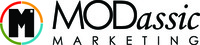 A great web designer: MODassic Marketing, Dallas, TX logo