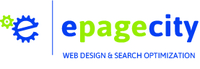 A great web designer: ePageCity, Inc., Chicago, IL logo