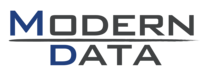 A great web designer: Modern Data, Toledo, OH logo