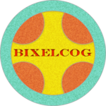 A great web designer: Bixelcog, Lancaster, PA logo
