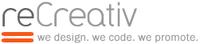 A great web designer: reCreativ, Melbourne, Australia logo