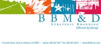 A great web designer: BBM&D Strategic Branding, Los Angeles, CA