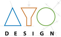 A great web designer: AYO Design, London, United Kingdom logo
