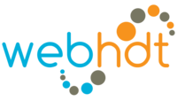 A great web designer: webhdt , Montreal, Canada logo