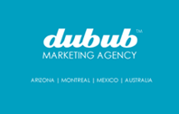 A great web designer: DUBUB Marketing, New York, NY