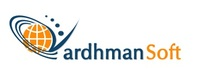 A great web designer: VardhmanSoft, Chandigarh, India logo