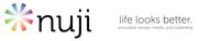 A great web designer: Nuji, Durham, NC logo