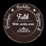 A great web designer: Fatih Arslan, Istanbul, Turkey logo