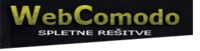 A great web designer: WebComodo, Celje, Slovenia logo
