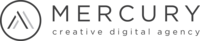 A great web designer: Mercury Creative LLC, Seattle, WA logo