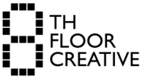 A great web designer: Eighth Floor Creative, Taipei, Taiwan logo