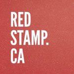 A great web designer: RedStamp.ca, Vancouver, Canada logo