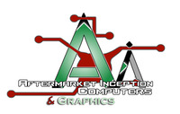 A great web designer: Aftermarket Inception Computers & Graphics, Philadelphia, PA logo