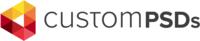 A great web designer: CustomPSDs.com, New York, NY logo