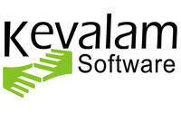 A great web designer: Kevalam Software, Rajkot, India logo