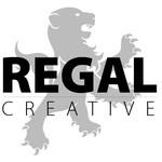 A great web designer: Regal Creative, Milwaukee, WI logo