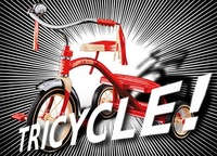 A great web designer: Tricycle Web Design, Grand Junction, CO logo