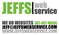 A great web designer: Jeffs Web Service, Albuquerque, NM logo