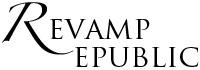 A great web designer: Revamp Republic, Inc., Seattle, WA logo