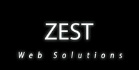 A great web designer: Zest Web Solutions, Ahmedabad, India logo