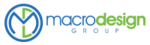 A great web designer: Macro Design Group, New York, NY logo