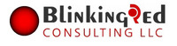 A great web designer: BlinkingRed Consulting, Detroit, MI logo
