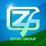 A great web designer: Zfort Group, Kharkiv, Ukraine logo
