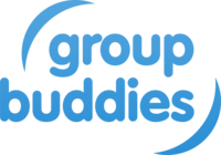 A great web designer: Group Buddies, Braga, Portugal logo
