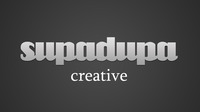 A great web designer: Supadupa Creative, Sheffield, United Kingdom logo
