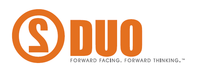 A great web designer: DUO Group, Salt Lake City, UT logo