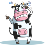 A great web designer: Mortified Cow, London, United Kingdom logo
