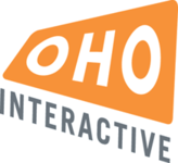 A great web designer: OHO Interactive, Boston, MA logo