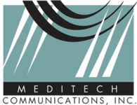 A great web designer: Meditech Communications, Inc., Minneapolis, MN logo