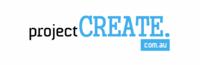 A great web designer: projectCREATE, Sydney, Australia logo