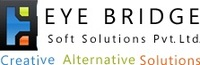 A great web designer: Eyebridge soft solutions Pvt Ltd, New Delhi, India logo